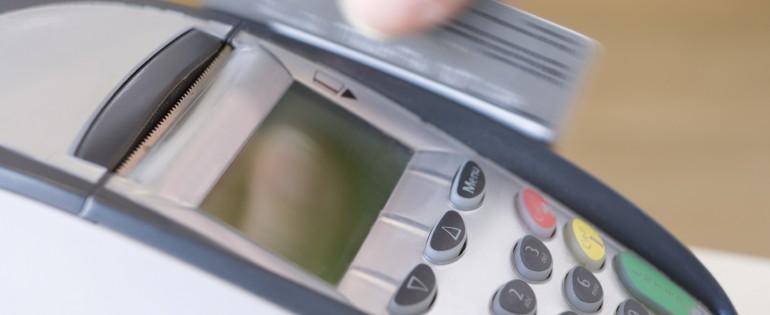 swiping a no fee prepaid debit card
