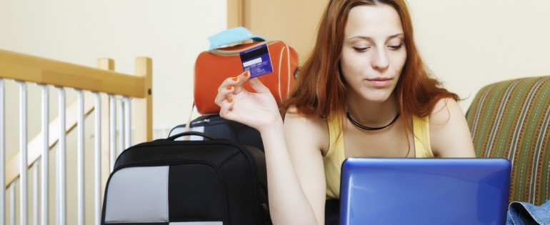 Do a credit card comparison for travel