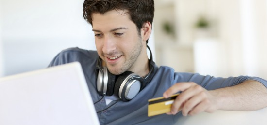 You can apply for student credit cards
