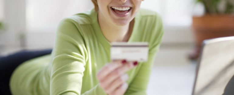 Evaluating online credit card offers
